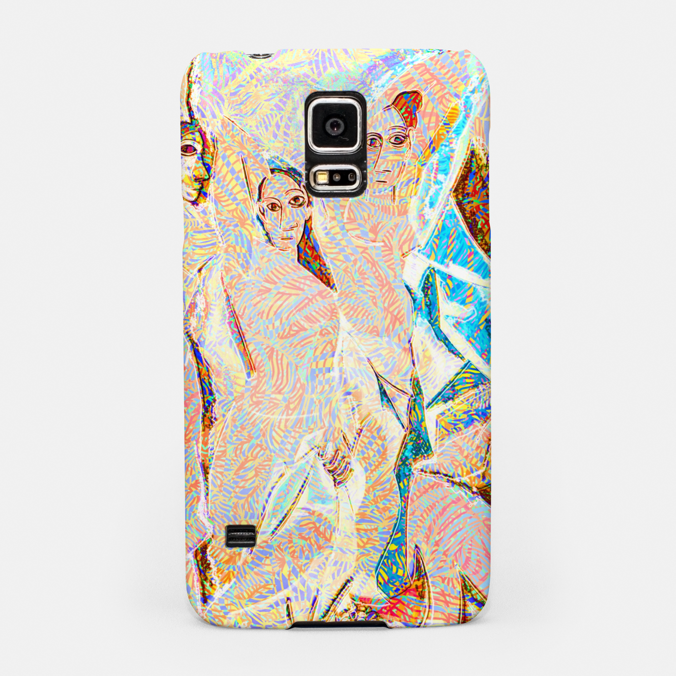 Image of picasso Samsung Case - Live Heroes