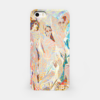 Thumbnail image of picasso iPhone Case, Live Heroes