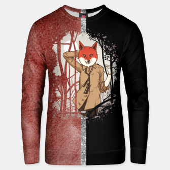 Thumbnail image of Smart Fox Unisex sweater, Live Heroes