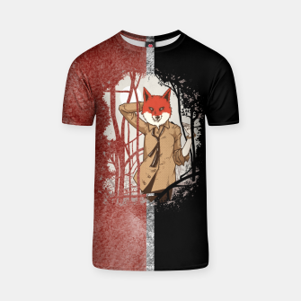 Thumbnail image of Smart Fox – T-shirt, Live Heroes