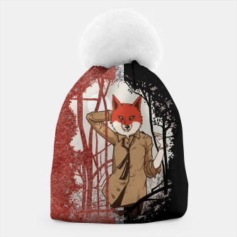 Thumbnail image of Smart Fox Beanie, Live Heroes