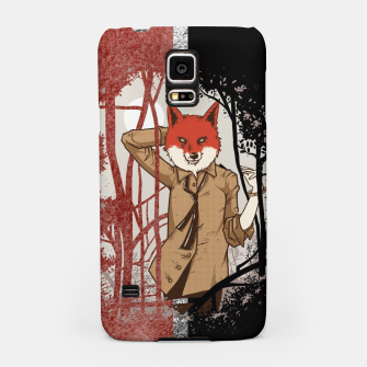 Thumbnail image of Smart Fox – Samsung Case, Live Heroes