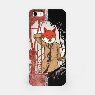 Thumbnail image of Smart Fox – iPhone Case, Live Heroes
