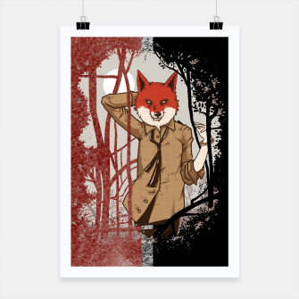 Thumbnail image of Smart Fox – Poster, Live Heroes
