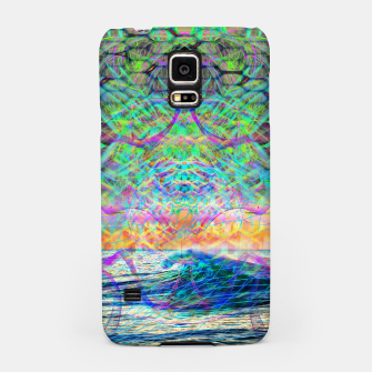Thumbnail image of Wave Grid Consciousness Samsung Case, Live Heroes