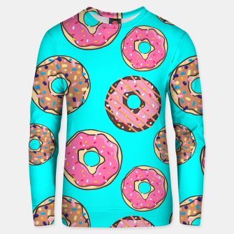 Thumbnail image of Donut - Sweets - candy like Unisex sweatshirt, Live Heroes