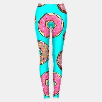 Miniatur Donut - Sweets - candy like Leggings, Live Heroes