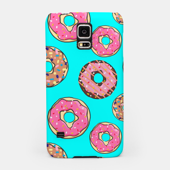 Thumbnail image of Donut - Sweets - candy like Handyhülle für Samsung, Live Heroes
