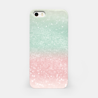 Thumbnail image of Pastel Summer Glitter #1 (Faux Glitter - Photography) #shiny #decor #art  iPhone-Hülle, Live Heroes