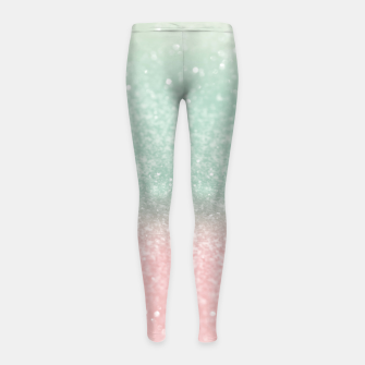 Thumbnail image of Pastel Summer Glitter #1 (Faux Glitter - Photography) #shiny #decor #art  Kinder-Leggins, Live Heroes