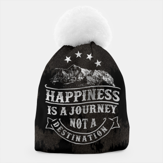 Thumbnail image of Happiness is a Journey –  Beanie, Live Heroes