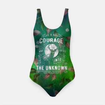 Miniaturka Life is about Courage –  Swimsuit, Live Heroes