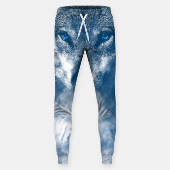 Miniatur Wolf and Snow Sweatpants, Live Heroes