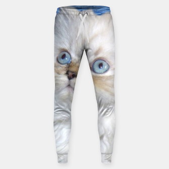 Thumbnail image of Cat and Water Sweatpants, Live Heroes