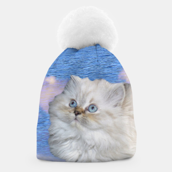 Thumbnail image of Cat and Water Beanie, Live Heroes
