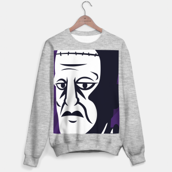 Thumbnail image of Frankenstein Sweater regular, Live Heroes