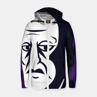 Thumbnail image of Frankenstein Zip up hoodie, Live Heroes