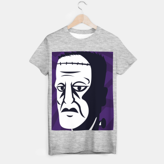 Thumbnail image of Frankenstein T-shirt regular, Live Heroes