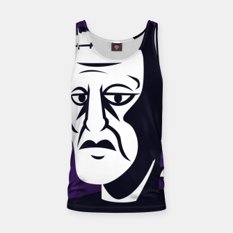 Thumbnail image of Frankenstein Tank Top, Live Heroes