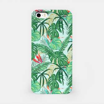 Thumbnail image of The Tropics III iPhone Case, Live Heroes