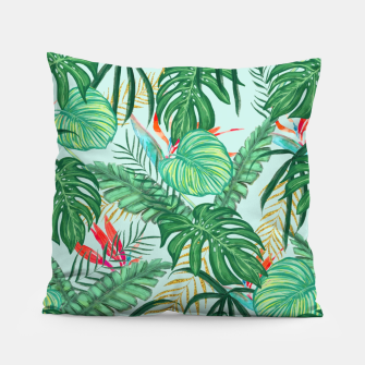 Miniatur The Tropics III Pillow, Live Heroes