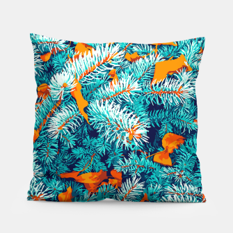 Thumbnail image of Winter Lush Pillow, Live Heroes