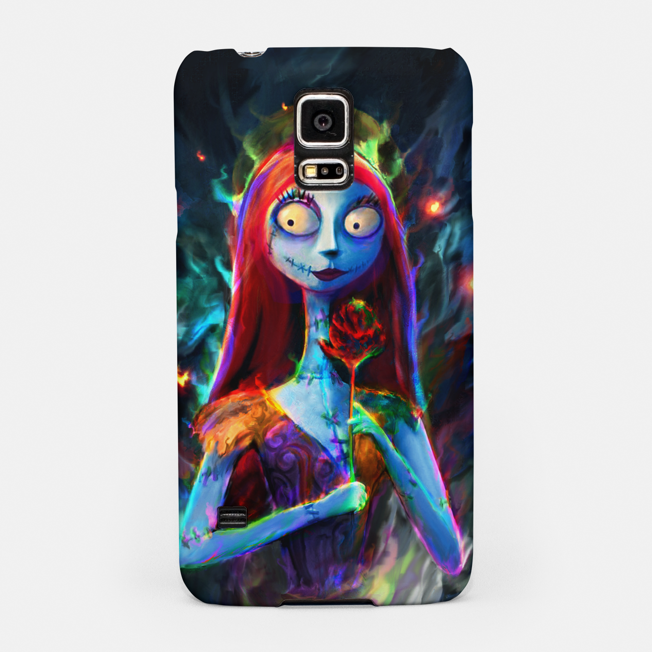 Zdjęcie  Nightmare Before Christmas. Sally Samsung Case - Live Heroes