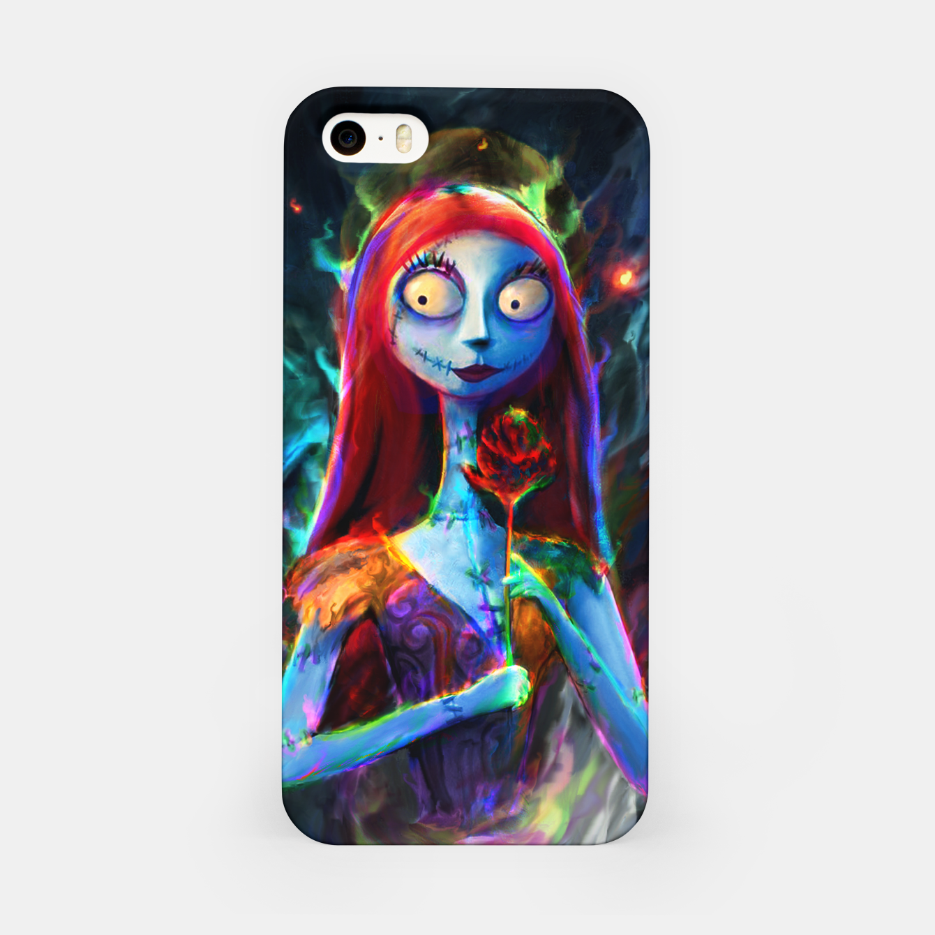 Zdjęcie  Nightmare Before Christmas. Sally iPhone Case - Live Heroes