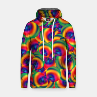 Miniatur Rainbow Bubbles Complete Takeover Hoodie, Live Heroes