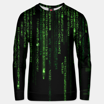 Thumbnail image of Hieroglyphs Reloaded Unisex pull, Live Heroes