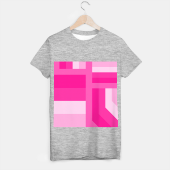 stripes pattern 9 geometric dp T-shirt regular thumbnail image