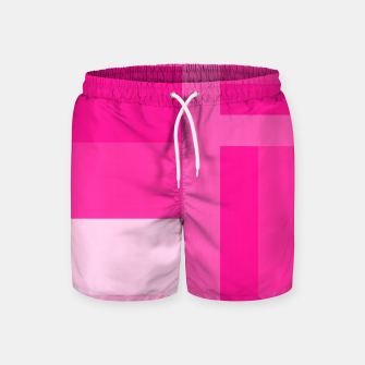 stripes pattern 9 geometric dp Swim Shorts thumbnail image
