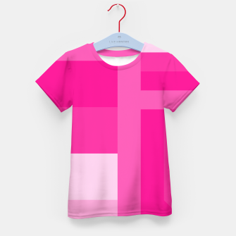 stripes pattern 9 geometric dp Kid's t-shirt thumbnail image