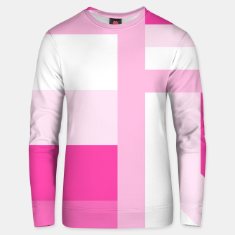 stripes pattern 9 geometric dpi Unisex sweater thumbnail image