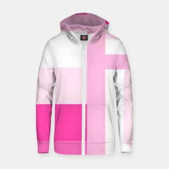 stripes pattern 9 geometric dpi Zip up hoodie thumbnail image