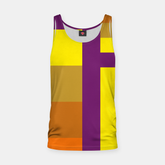 Thumbnail image of stripes pattern 9 geometric yvo Tank Top, Live Heroes