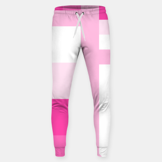 stripes pattern 9 geometric dpi Sweatpants thumbnail image