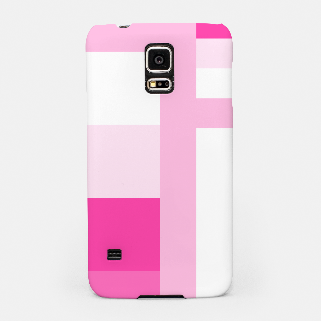 Image of stripes pattern 9 geometric dpi Samsung Case - Live Heroes