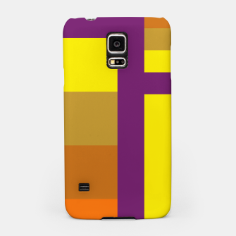Thumbnail image of stripes pattern 9 geometric yvo Samsung Case, Live Heroes