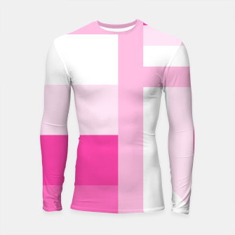 Thumbnail image of stripes pattern 9 geometric dpi Longsleeve rashguard , Live Heroes