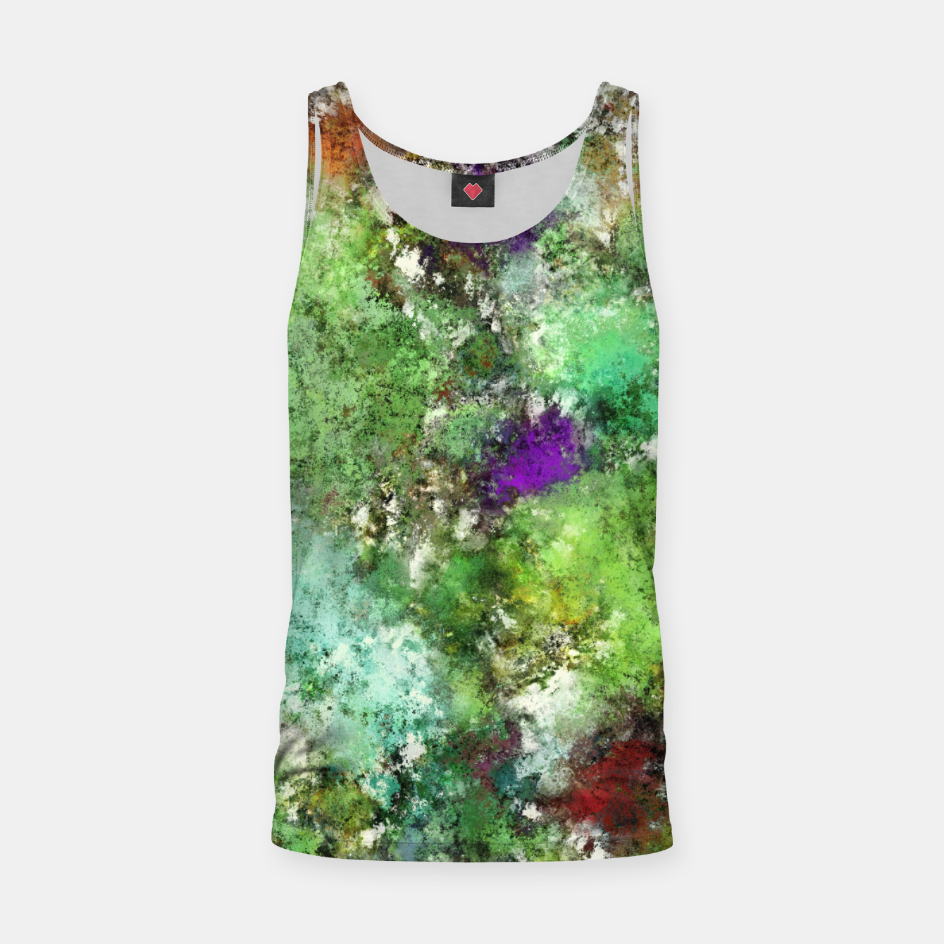 Image of Trail run Tank Top - Live Heroes