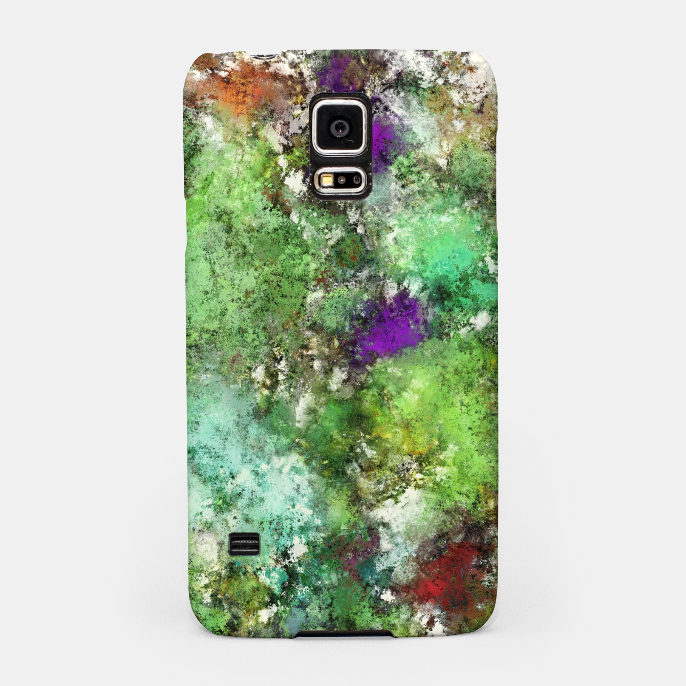 Image of Trail run Samsung Case - Live Heroes