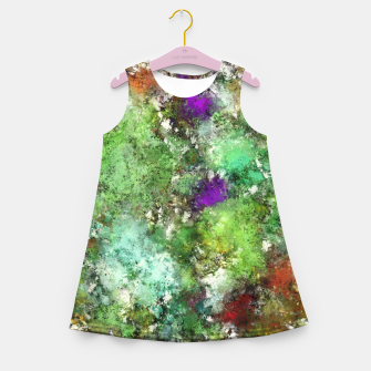 Trail run Girl's summer dress thumbnail image