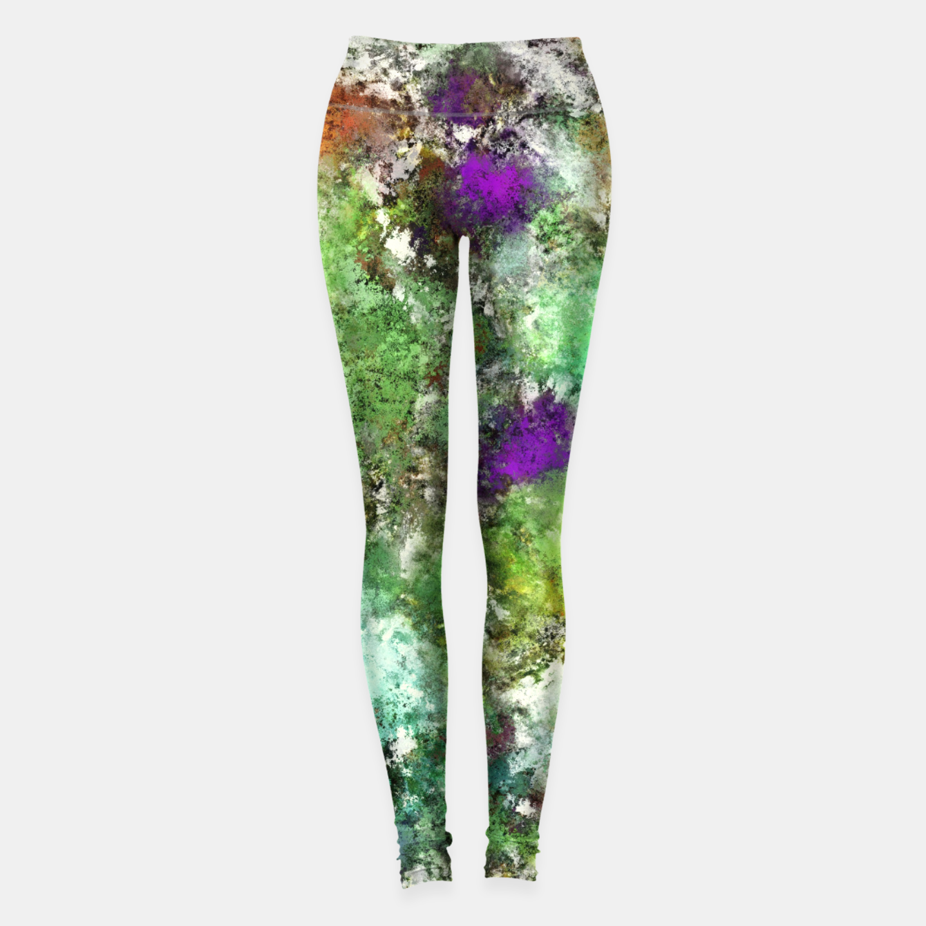Image of Trail run Leggings - Live Heroes