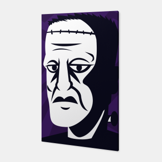 Thumbnail image of Frankenstein Canvas, Live Heroes