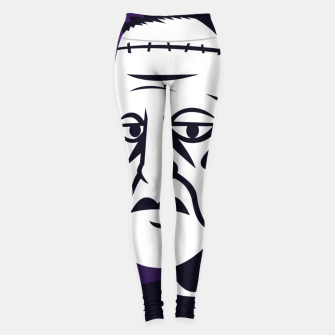 Thumbnail image of Frankenstein Leggings, Live Heroes