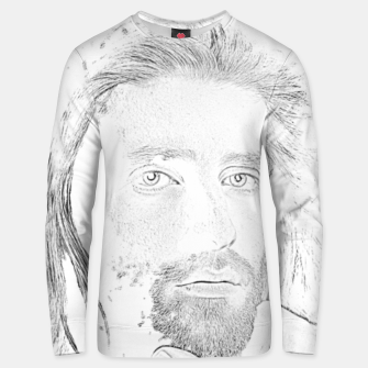 Thumbnail image of Face Unisex sweater, Live Heroes
