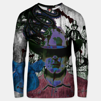 Thumbnail image of michael gira Unisex sweater, Live Heroes