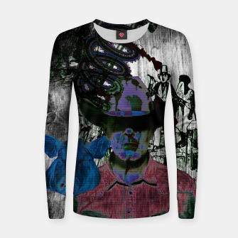 Thumbnail image of michael gira Women sweater, Live Heroes