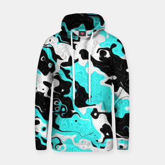Thumbnail image of Oil Spill Rave Camo Hoodie, Live Heroes